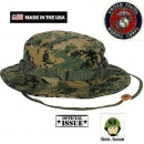 USMC MarPat Woodland Digital MCCUU Army Boonie Hut