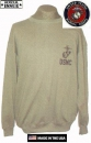 USMC US Marines PFT FLEECE SWEATSHIRT SPORTSHIRT