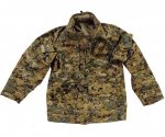 US Woodland Digital Generation II ECWCS N�sseschutzjacke