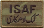 US ARMY ISAF OCP Multicam patch