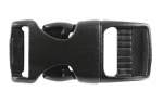 BLACK SIDE RELEASE BUCKLE