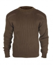 COMMANDO MILITARY PULLOVER BROWN