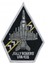 VF-103 JOLLY ROGERS patch