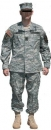US Army ACU AT Digital ARPAT Uniform Hose und Jacke