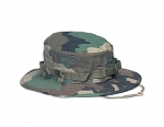 US Army woodland camouflage Boonie
