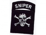 US ARMY SPECIAL FORCES SNIPER TEAM patch