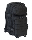 US ASSAULT MOLLE Day Small Pack black