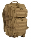 US ASSAULT LARGE PACK COYOTE TAN
