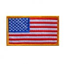 US Army Velcro ACU USA Flagge full color patch forward