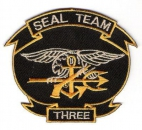 US SEAL TEAM THREE PATCH