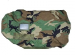 US ARMY woodland camouflage Field Pack w ALICE Clips