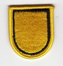 1st SpecForceGroup SFG Patch Flash 1963