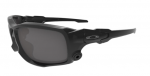 Oakley SI Ballistic Shocktube Terrain Black / Grey Polarized