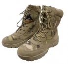 MULTICAM TACTICAL BOOT mit YKK ZIPPER